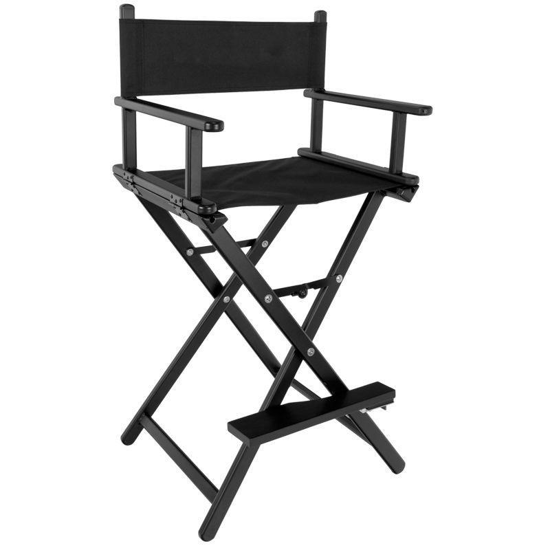 Smink szék / sminkes szék összecsukható,hordozható, karfával.