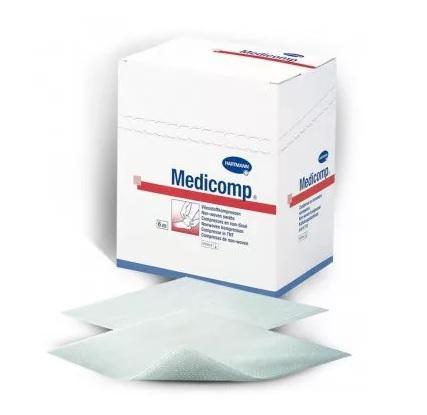 Steril gézlap Medicomp Extra 7,5X7,5cm 1darab