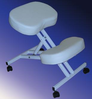 Térdeplő szék