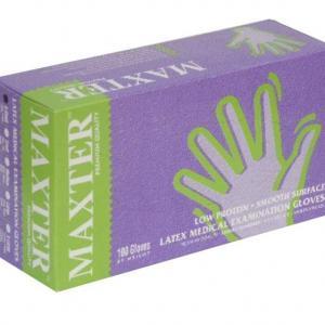 Maxter Latex kesztyű, fehér