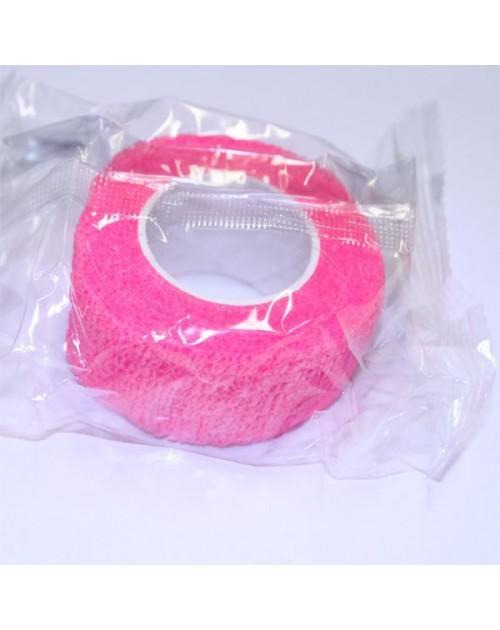 Ujjvédő szalag, pink