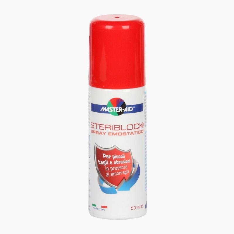 Vérzéscsillapító spray STERIBLOCK 50 ml