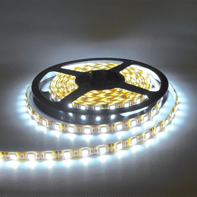 Beltéri (IP20) hideg fehér 60 LED/m led szalag, ledszalag