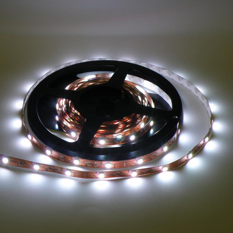 Beltéri (IP20) színváltós 30 LED/m led szalag (RGB), ledszalag