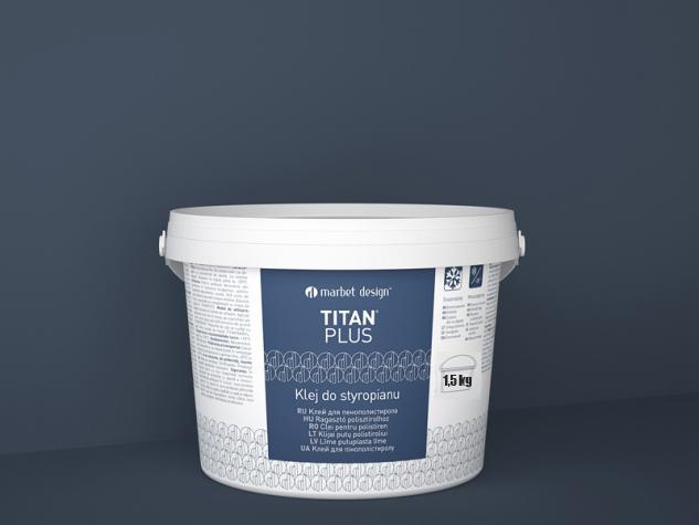 Klej Titanium 1,5 kg mennyezeti lap ragasztó