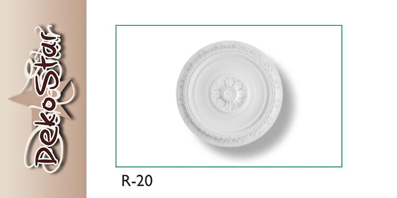 R-20 hungarocell rozetta