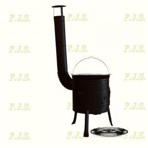 Bogrács, üst, BBQ és grill