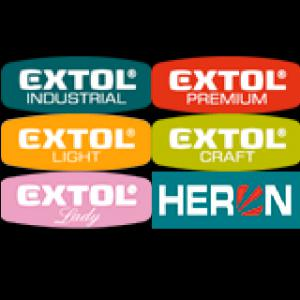 EXTOL Industrial; Premium; Light; Craft