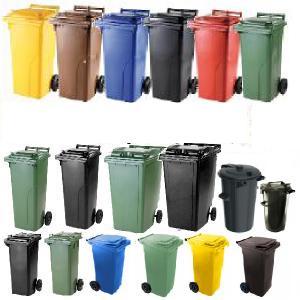 Kuka,hulladékgyűjtő edények Kültérre
