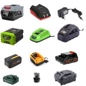 Pót akkumulátor és töltő