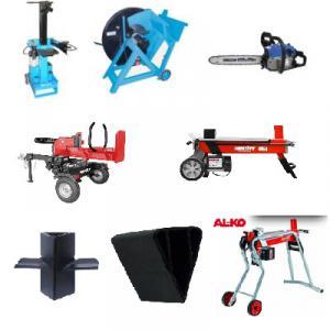 Tűzifa feldolgozás gépek, eszközök