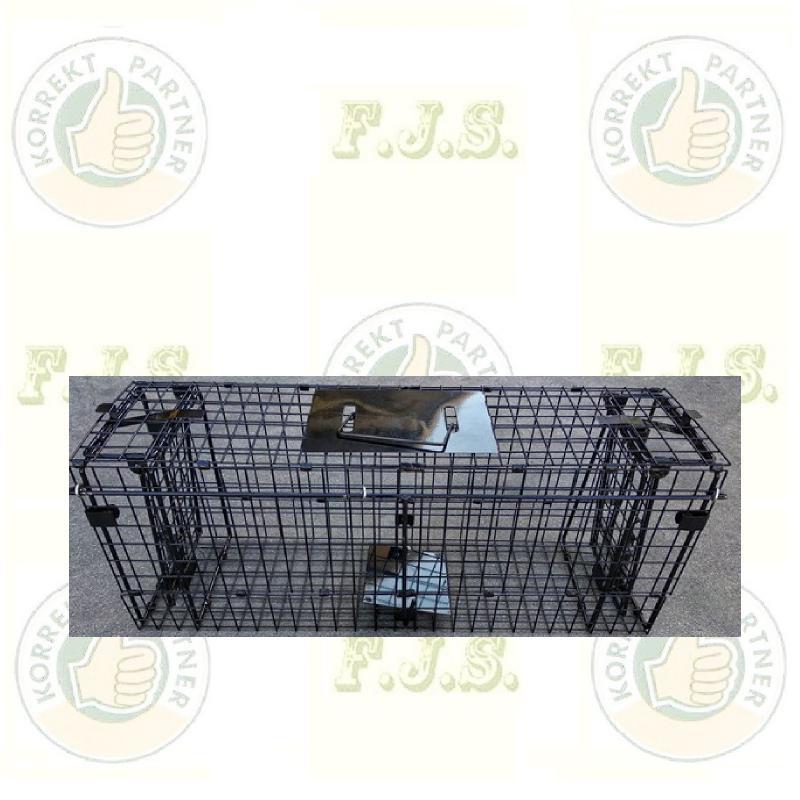 Állatcsapda méret (14x14x50) Élve befogó ketrec (patkány,hörcsög)