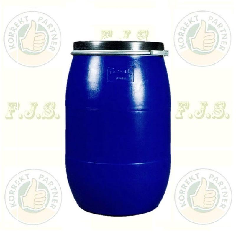 Cefrés hordó 120 L kék