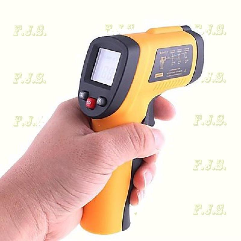 Digitális Hőmérő (laser) Non Contact