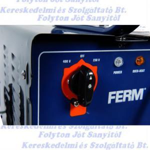 FERM WEM1035 ív-hegesztőtrafó 55-160A