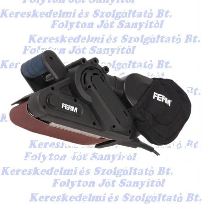 FERM BSM1021 szalagcsiszoló 950W