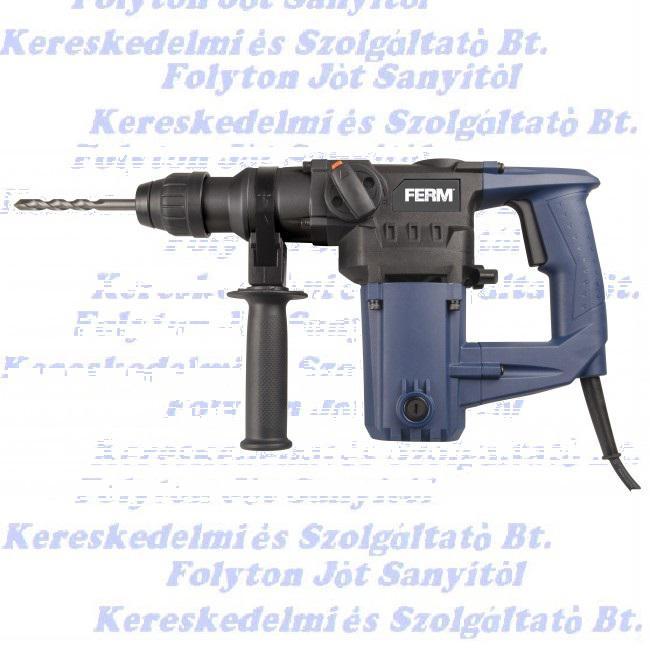 FERM HDM1028 fúrókalapács SDS-Plus, 850 W,