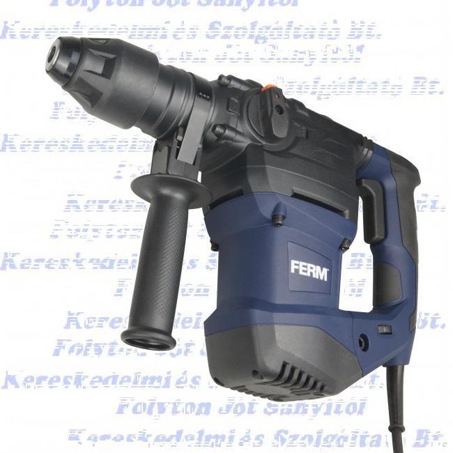 FERM HDM1037 fúrókalapács, 1500 W, 6 J SDS-Plus