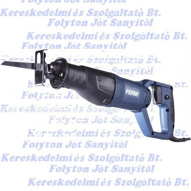 FERM RSM1019 Szablyafűrész, orrfűrész, 710 W