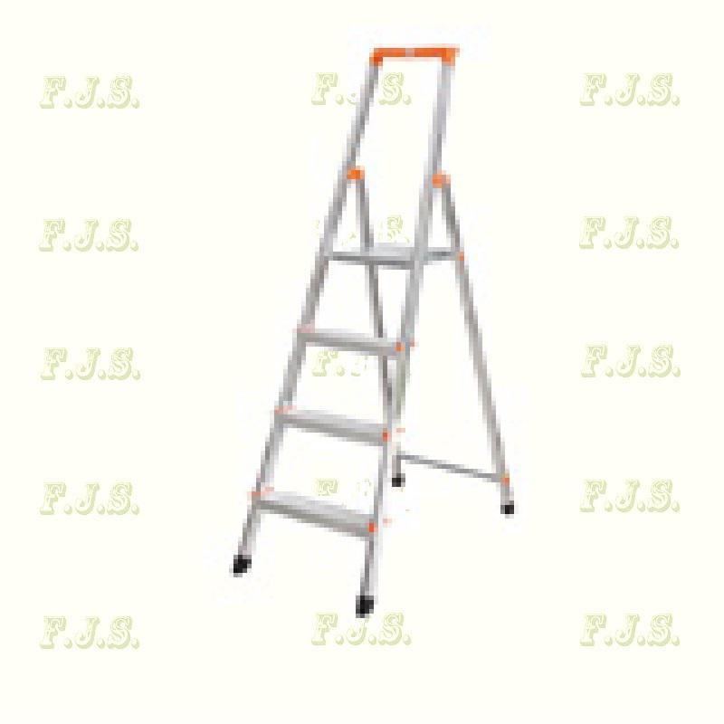 Háztartási alu Lépcsőfokos állólétra 8 fok Krause Solidy