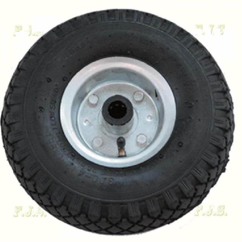 KERÉK Ø260 Tömlős fém felnis tűgörgős (molnárkocsihoz)