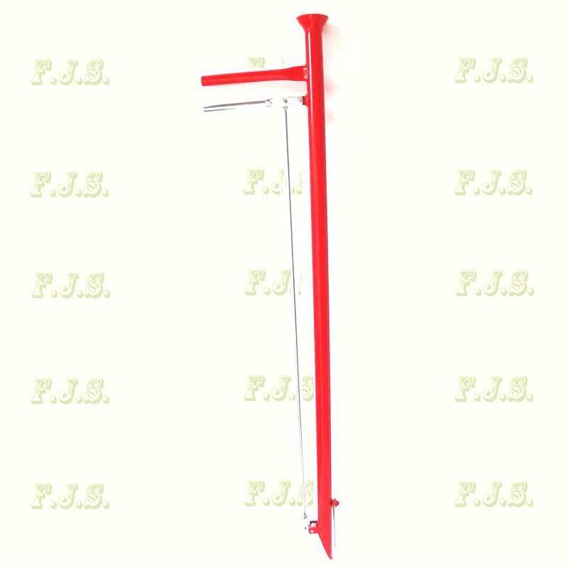 Kézi vetőcső  (dughagyma, fokhagyma, bab, kukorica) 35mm