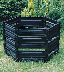 Komposztáló edény 650 l Siló