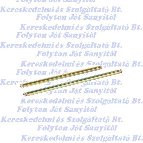 kuka 120 l. kerék horganyzott tengely szemeteshez CE