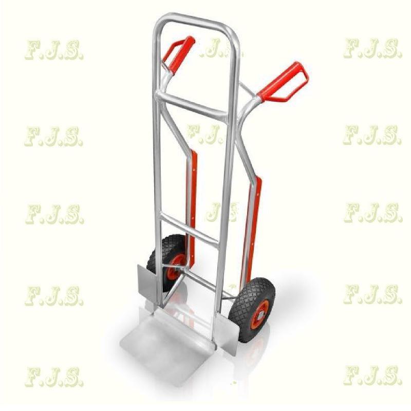 Malomkocsi, molnárkocsi 100 kg, alumínium
