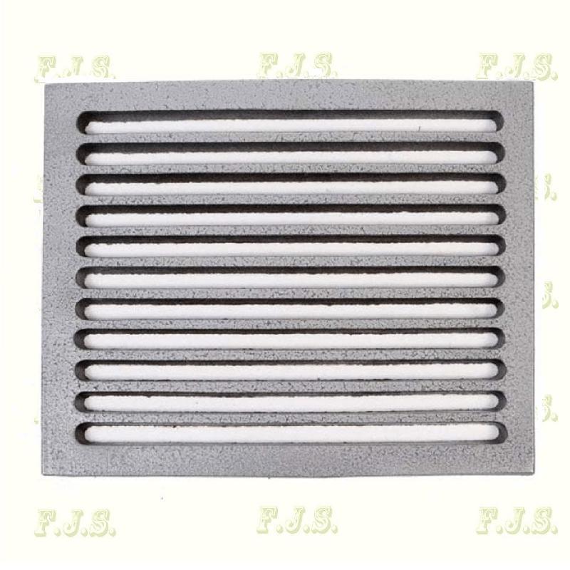 Öntvény rostély, tűzrács 32 x 24,5 cm x 20mm FK-10 Celsius kazánhoz