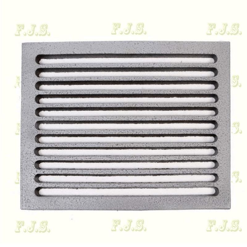 Öntvény rostély, tűzrács 36 x 25 cm x 20mm FK-11 Celsius kazánhoz