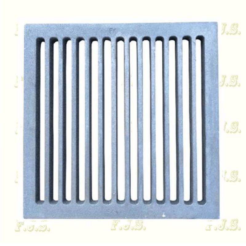 Öntvény rostély, tűzrács 36 x 36 cm FK-4 Celsius kazánhoz