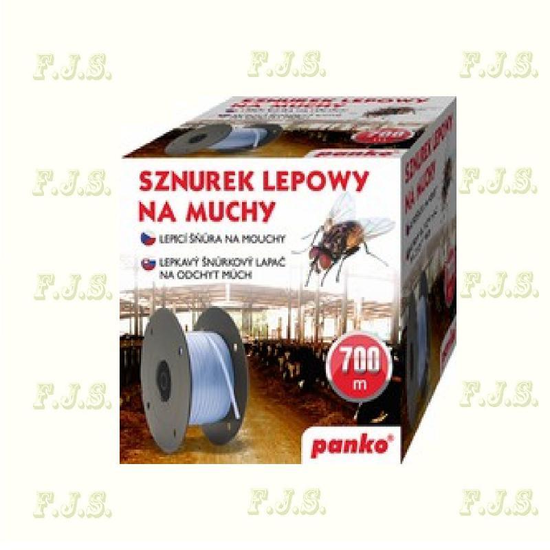 Panko® Légyfogó zsinór 700m Komplett hajtókarral
