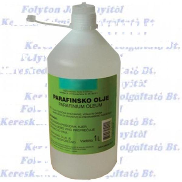 Paraffin olaj 0,5 literes