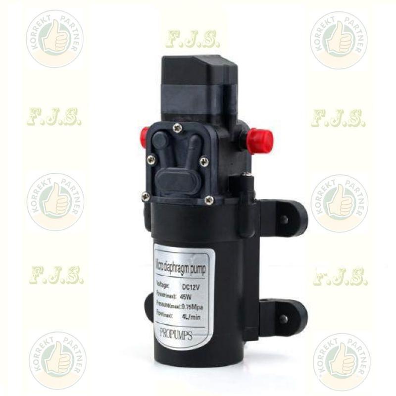 Permetező SX 15D akkumulátoros háti permetezőhöz pumpa, 12V, 45W