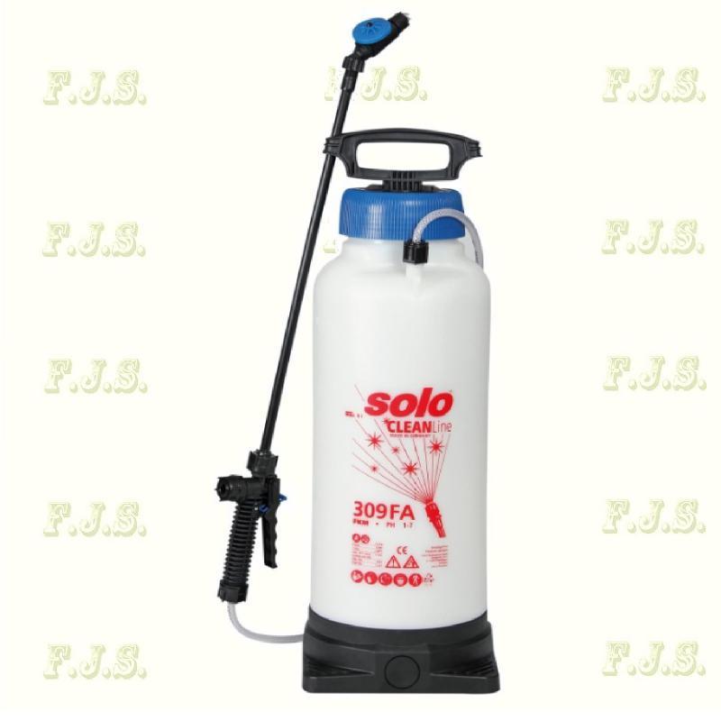 SOLO CleanLine 309-FA savas,habos, 9L permetező, fertőtlenítőhöz
