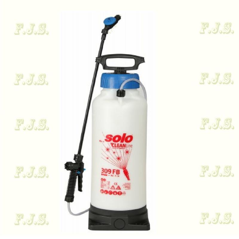 SOLO CleanLine 309-FB lúgos,habos, 9L permetező, fertőtlenítőhöz