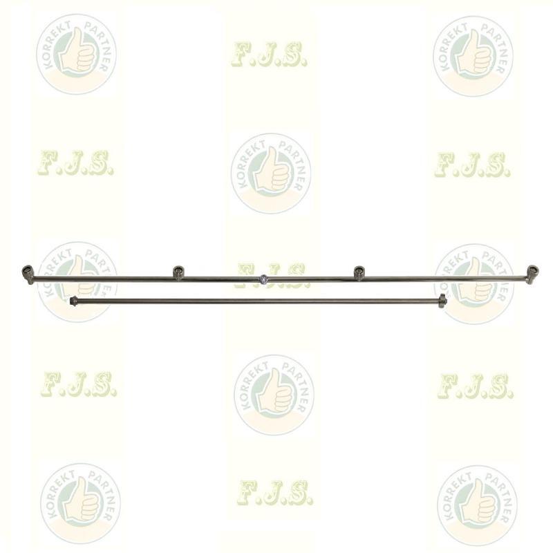 solo Permetezőgép 4-fúvókás acél szár solo 433H - 434 - hez