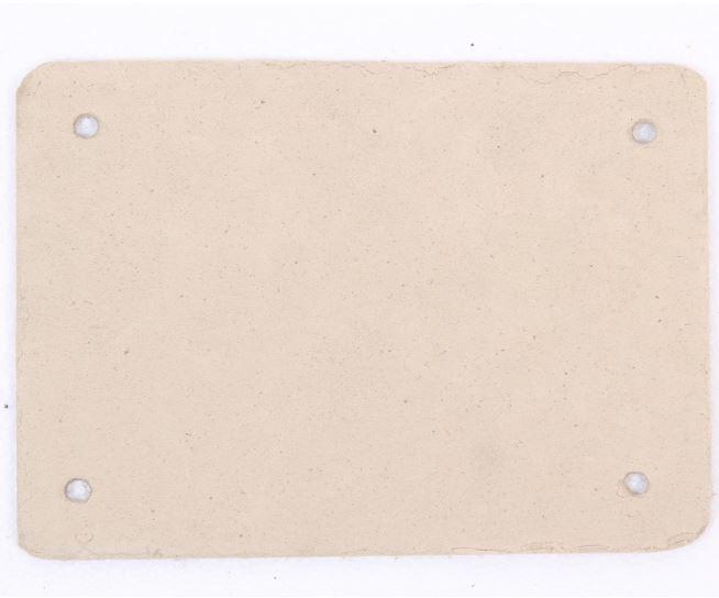 Szigetelőlap DT 150-es ajtókhoz 200x300 (Totya) Kazi