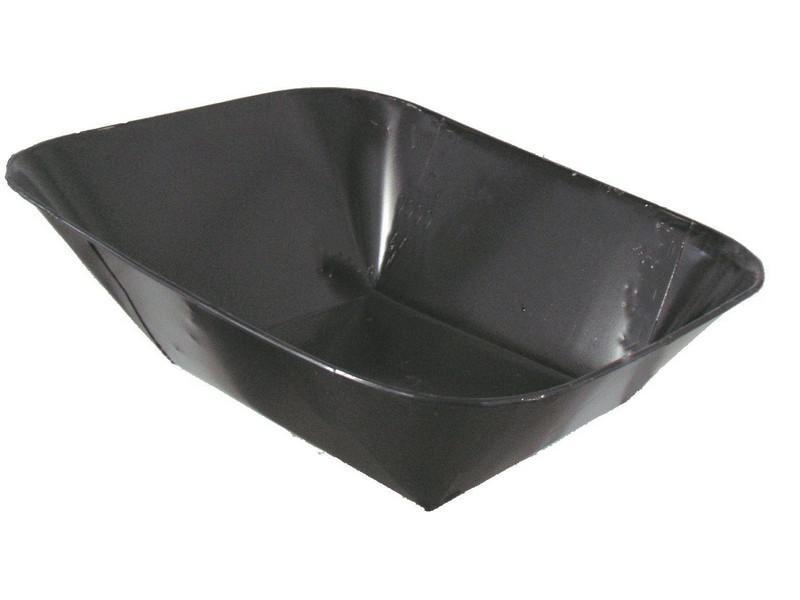 Talicska puttony fekete acél Szlovák (Cseh)