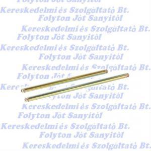 kuka kerék horganyzott tengely szemetes Hulladéktárolóhoz 120 l. (120l.)