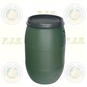 Műanyag hordó 220 l esővízgyűjtő