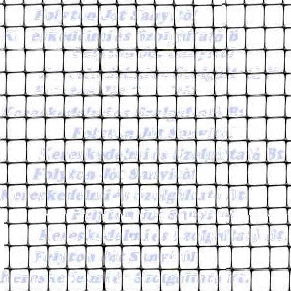 Vakondháló fekete 1x20 m (15x15mm) 58g/nm