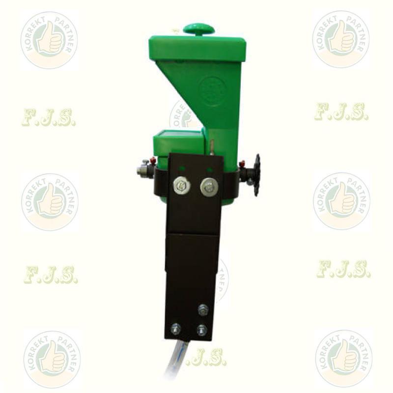 Vetőgép Granulátum vegyszer és talajfertőtlenítő adagoló Adapter