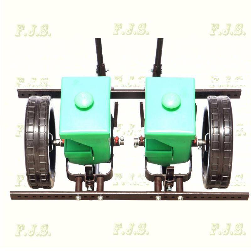Vetőgép - kétsoros kézi szemenkénti normál ( K-1.2 )