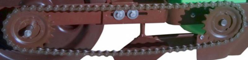 Vetőgép lánc 85cm K kézi és G vetőgépekhez