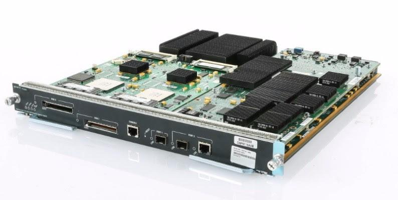 Cisco WS-SUP720-3BXL (felújított)