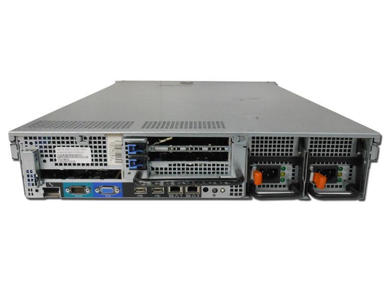 Dell PowerEdge 2950 III 2X QC XEON X5450/32GB/3.5;/PERC6 (felújított)