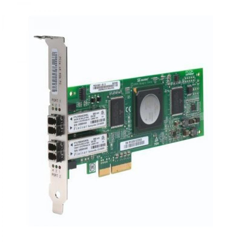 Emulex LPe11002 Dual Port 4Gb FC HBA PCIe 4x (felújított)