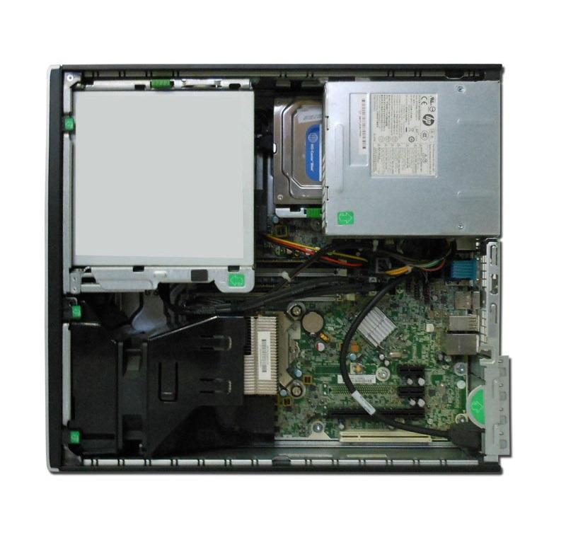 HP 6200 PRO SFF Pentium G 620/4GB/250GB felújított asztali számítógép Windows 7 Professional